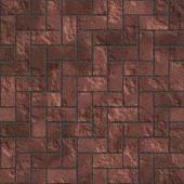 Pavement seamless generated texture — Stock Photo