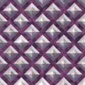 Floor tiles seamless generated texture — Stock Photo