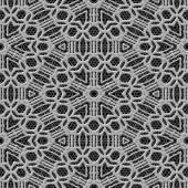 Textura de encaje transparente generado cortina — Foto de Stock