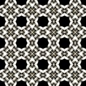 Celtic waves decoration generated seamless texture — Stock Photo