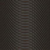 Generado textura piel de serpiente — Foto de Stock