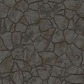 Ground seamless generated texture — Stock Photo
