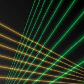 Laser beam background — Stock Photo