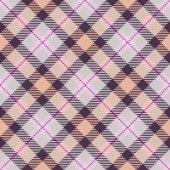Tartan seamless generated texture — Stock Photo