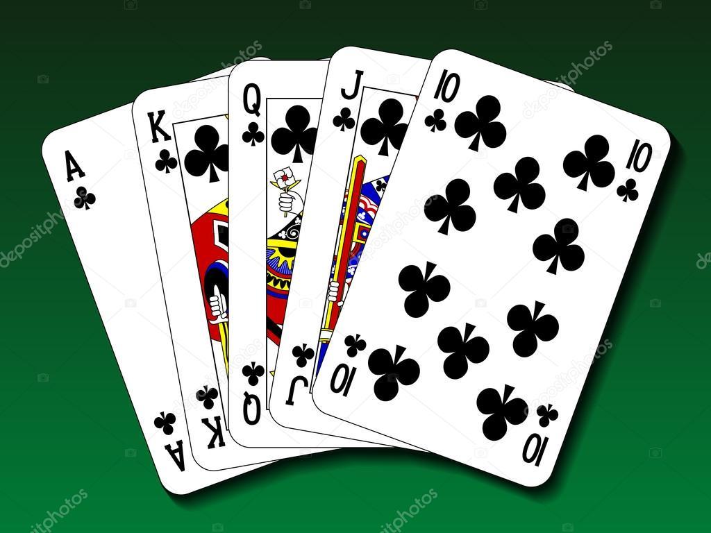 Flush poker kicker time slot meaning in hindi
