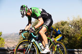 CORDOBA, SPAIN - August 26th: TJALLINGII Maarten (Belkin Pro Cyc — Stock Photo
