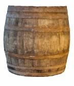 木制桶 — 图库照片
