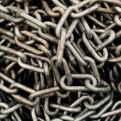 Old Chains — Stock Photo