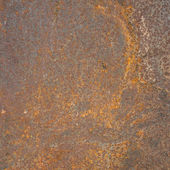 Old metal iron rust background and texture — Stock Photo