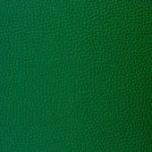 Green leather texture and background. — Stock Photo