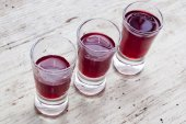 Homemade wine — Stock Photo