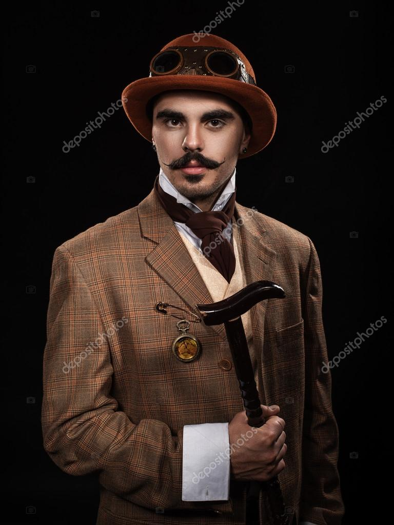 стимпанк фото мужчин