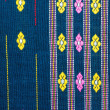 Pattern of Thai hand made fabric , background — Stock Photo #64115391