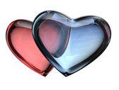 Coração 3d — Foto Stock