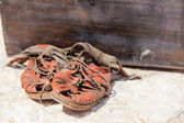 Sandal Roman Empire — Stock Photo
