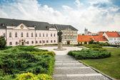 Pribina Square, Nitra, Slovakia — Stock Photo