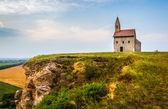 Old Roman Church in Drazovce, Slovakia — Stock Photo