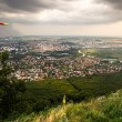 City of Nitra from Above — Stock Photo #56585223