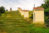 Calvary, Nitra, Slovakia — Stock Photo