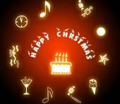 圣诞快乐 — 图库照片