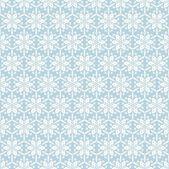 Christmas card with snowflakes. — Stockvektor