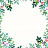 Floral background. — Vetor de Stock