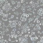 Christmas seamless pattern — Stock Vector #58225647