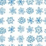 Christmas seamless pattern — Stock Vector #58225651