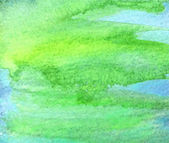 Abstract watercolor hand paint texture — ストックベクタ