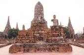 Description: Wat Chai Watthanaram, Ayutthaya Thailand — 图库照片
