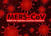 Close up Virus Abstract bacteria background — Foto Stock