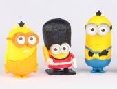 Minion Figurine — Stock Photo