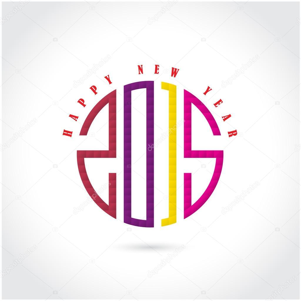 新年logo素材
