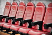 Empty coach and reserves bench — Stock Photo