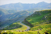 Selim Pass — Stock fotografie