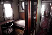 Вагон вагон Сталина в Гори музей — Стоковое фото