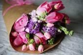 Flower arrangement — Stock fotografie