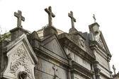 Cross of Christianity. Jesus on the cross — Stockfoto