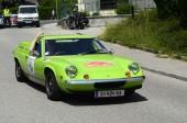 Austria, Ennstal Classic — Zdjęcie stockowe