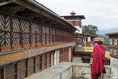 Bhutan, Jakar — Zdjęcie stockowe