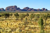 Australia, NT, Kata Tjuta — Stock Photo