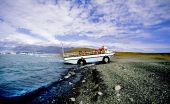 Iceland, Transport — Stock Photo