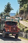 Bhutan, Haa, 1507 — Stock Photo