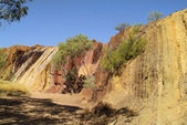 Australia, NT, Ochre Pits — Stock Photo