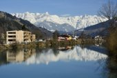 Austria, Winter — Stock Photo