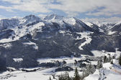 Austria, invierno — Foto de Stock