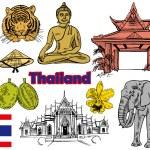 Thailand — Stock Vector #66622457