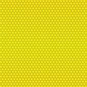Abstract geometric pattern with honeycombs — 图库矢量图片