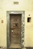Cell door — Stock Photo