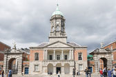 The Bedford Tower at the Dublin Castle — Stock Photo
